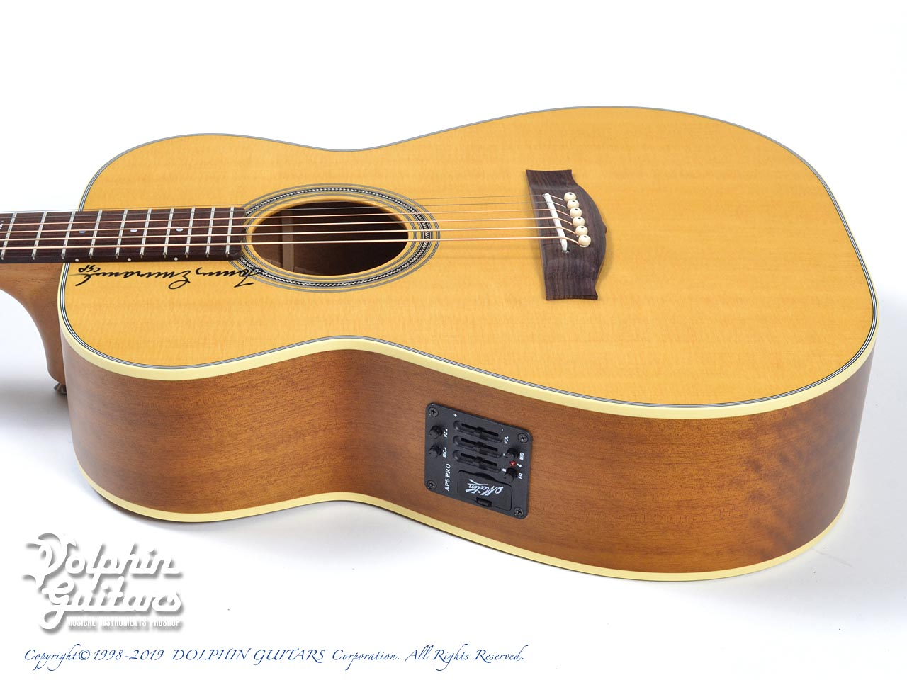 "MATON: Custom Shop EBG808 Tommy ""Personal"" (2)"