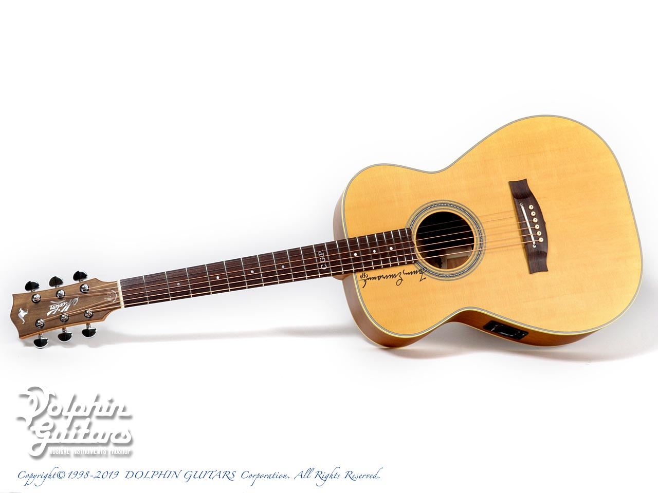 "MATON: Custom Shop EBG808 Tommy ""Personal"" (0)"