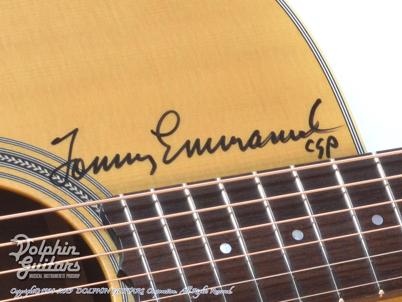 "MATON: Custom Shop EBG808 Tommy ""Personal"" (9)"