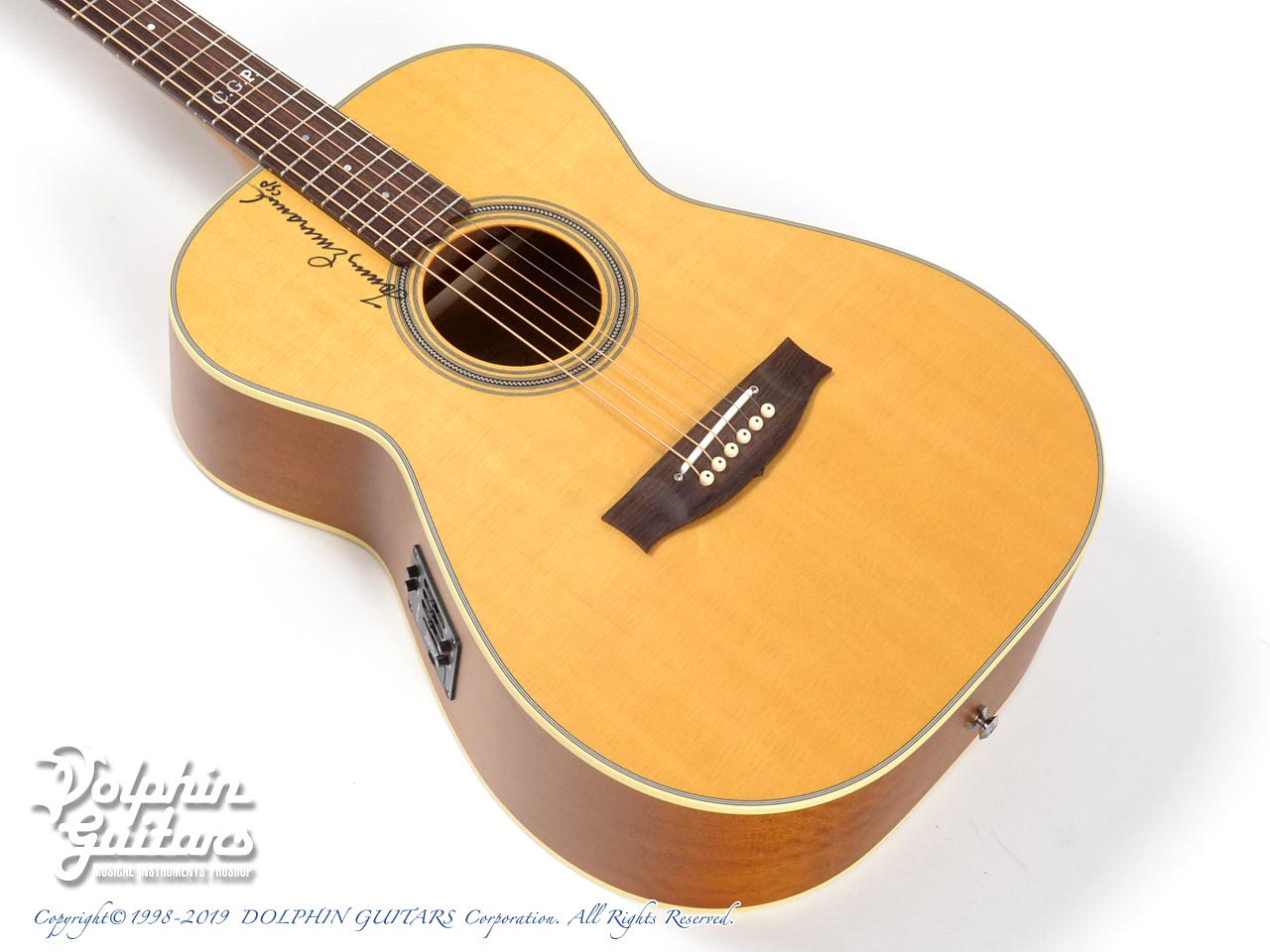 "MATON: Custom Shop EBG808 Tommy ""Personal"" (1)"