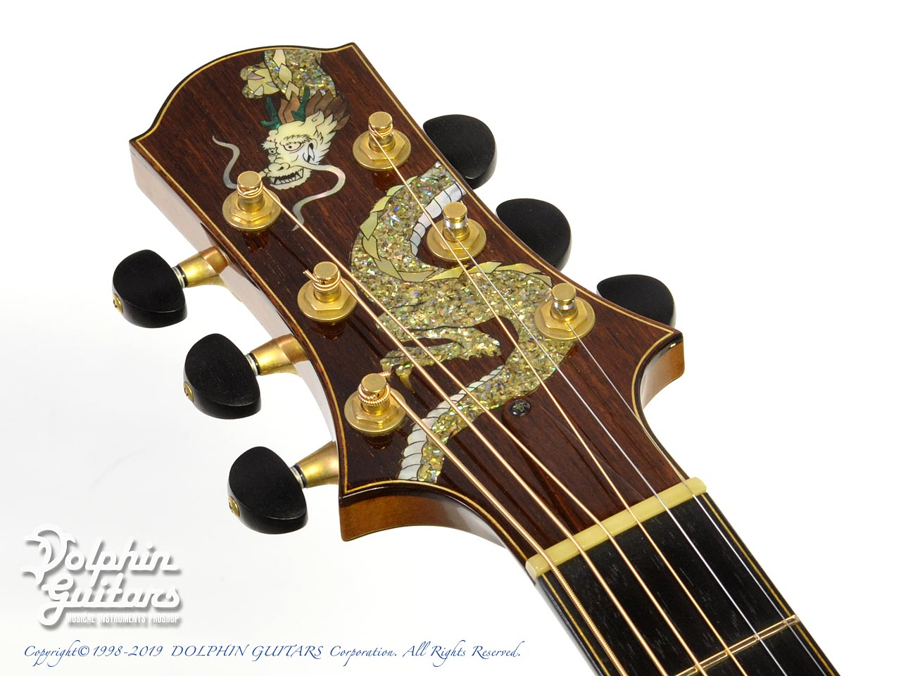 WATER ROAD GUITARS: D-12 (Cuban Mahogany) (6)