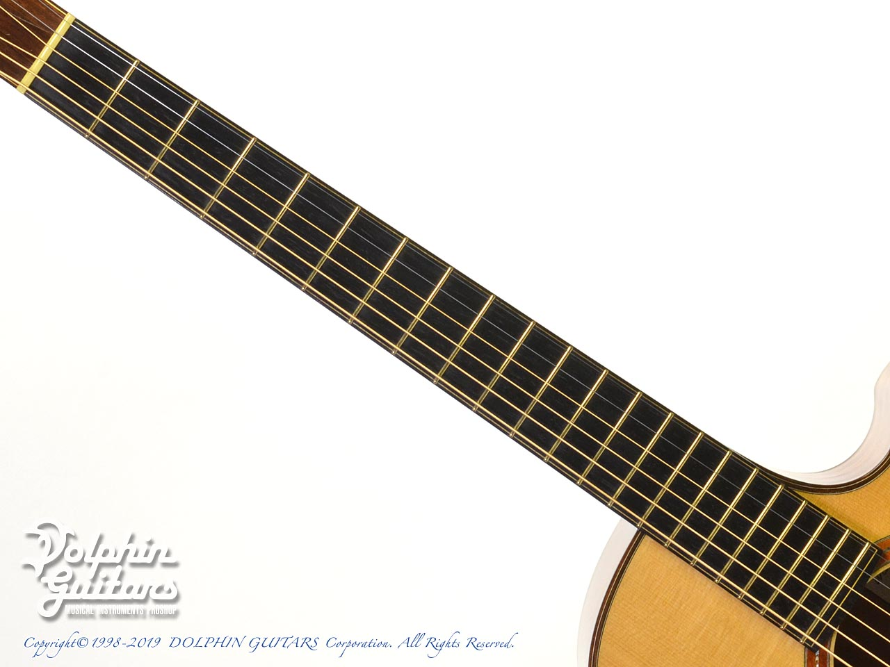 WATER ROAD GUITARS: D-12 (Cuban Mahogany) (4)