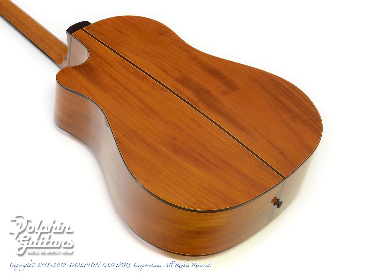 WATER ROAD GUITARS: D-12 (Cuban Mahogany) (3)