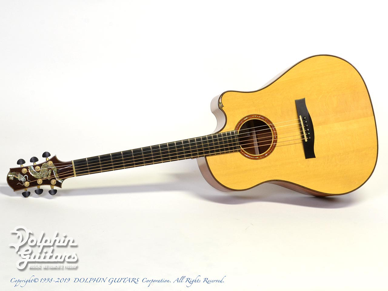 WATER ROAD GUITARS: D-12 (Cuban Mahogany) (0)
