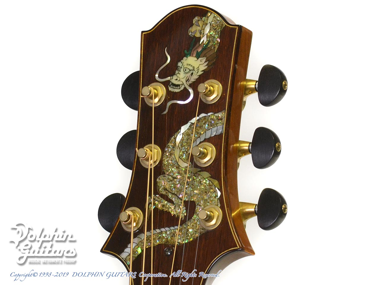 WATER ROAD GUITARS: D-12 (Cuban Mahogany) (9)
