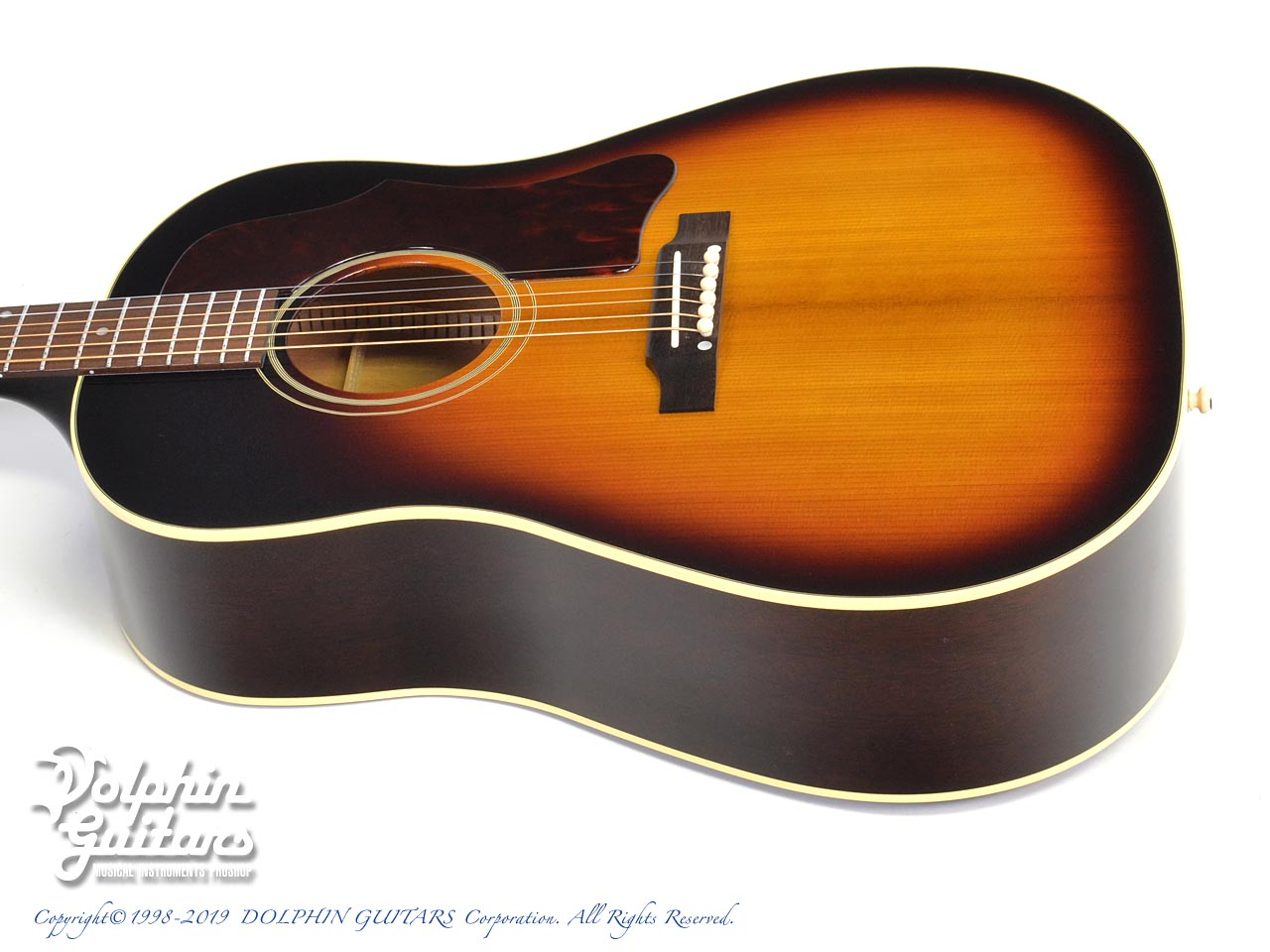 SWITCH: RSD-45 TBS 43mm (Torrefied Adirondack Spruce) (2)