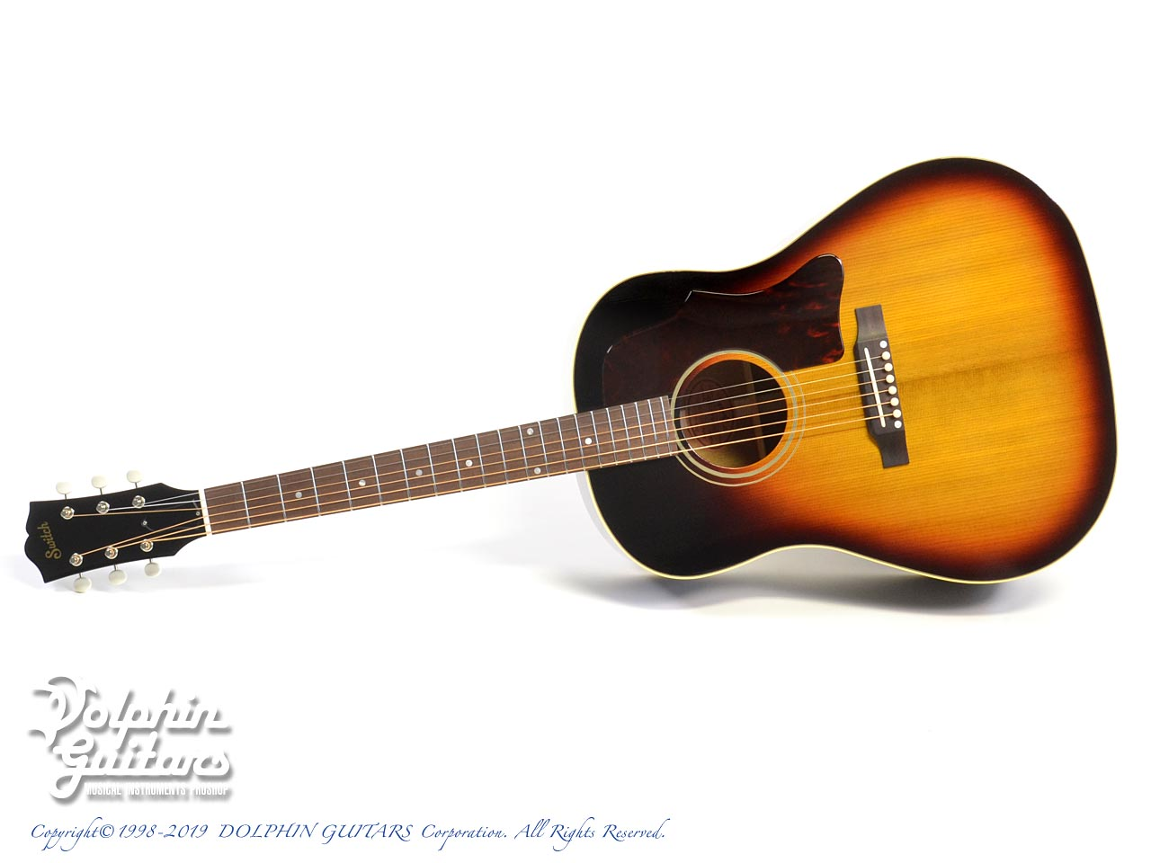SWITCH: RSD-45 TBS 43mm (Torrefied Adirondack Spruce) (0)