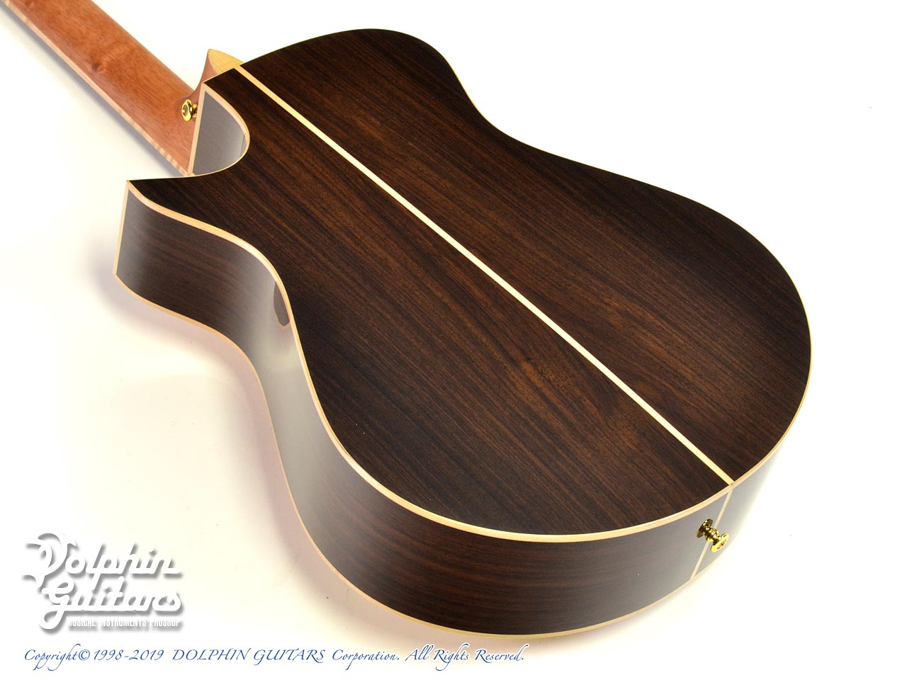 Maestro Guitars: Crossover Series Vera IR CSB GY (Indian Rosewood) (3)