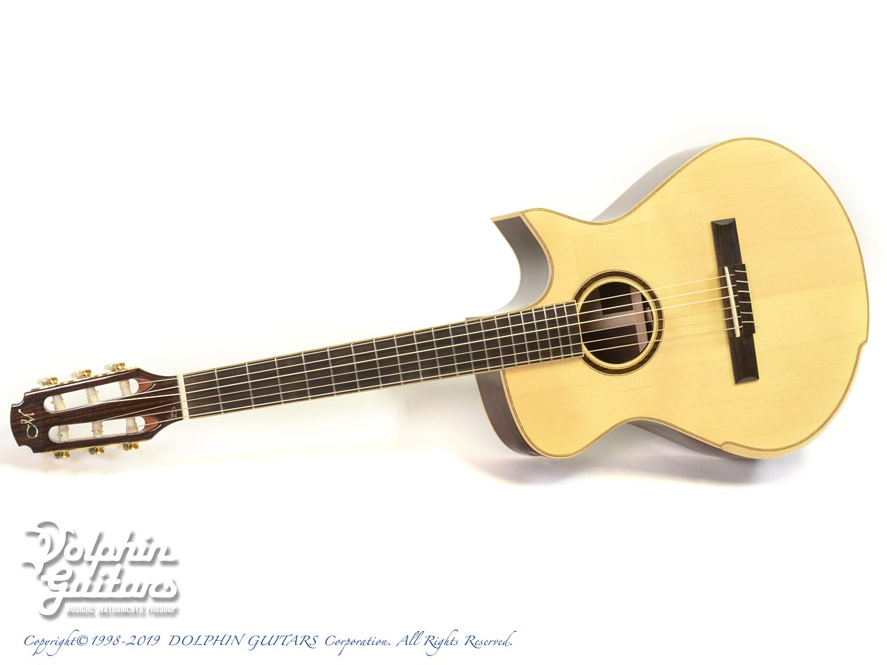 Maestro Guitars: Crossover Series Vera IR CSB GY (Indian Rosewood) (0)