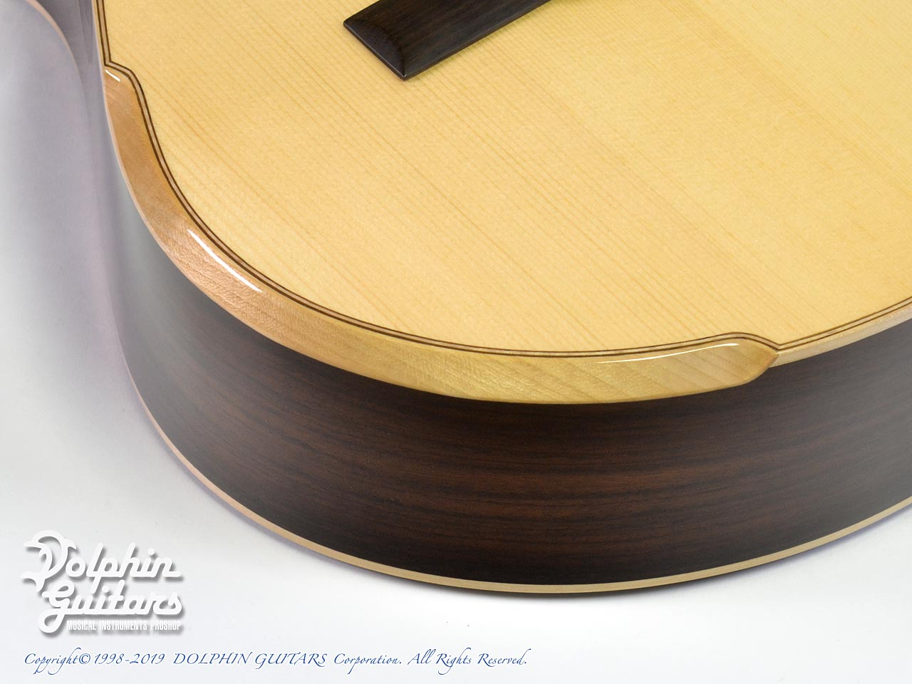 Maestro Guitars: Crossover Series Vera IR CSB GY (Indian Rosewood) (8)