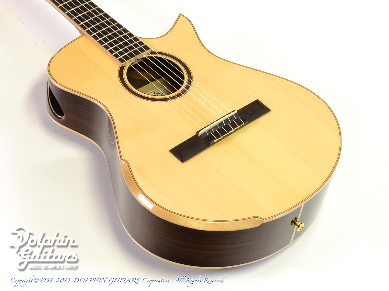 Maestro Guitars: Crossover Series Vera IR CSB GY (Indian Rosewood) (1)