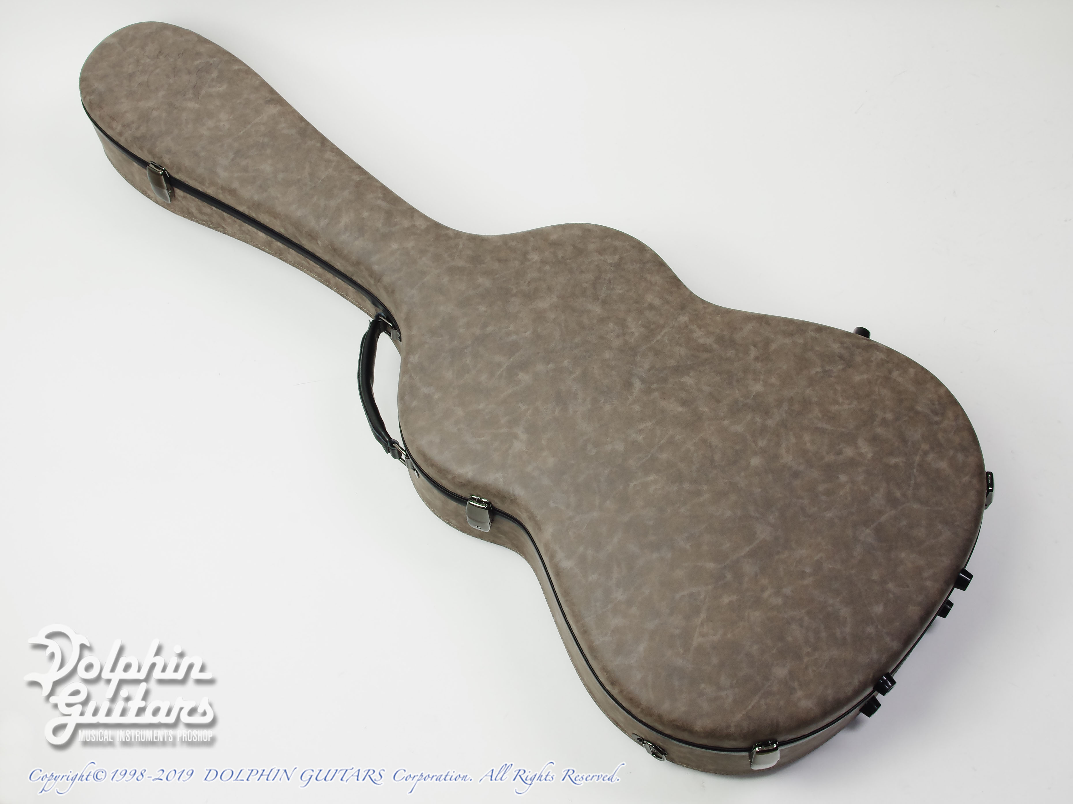 Maestro Guitars: Original Series Raffles FM CSB C (Flame Maple) (13)