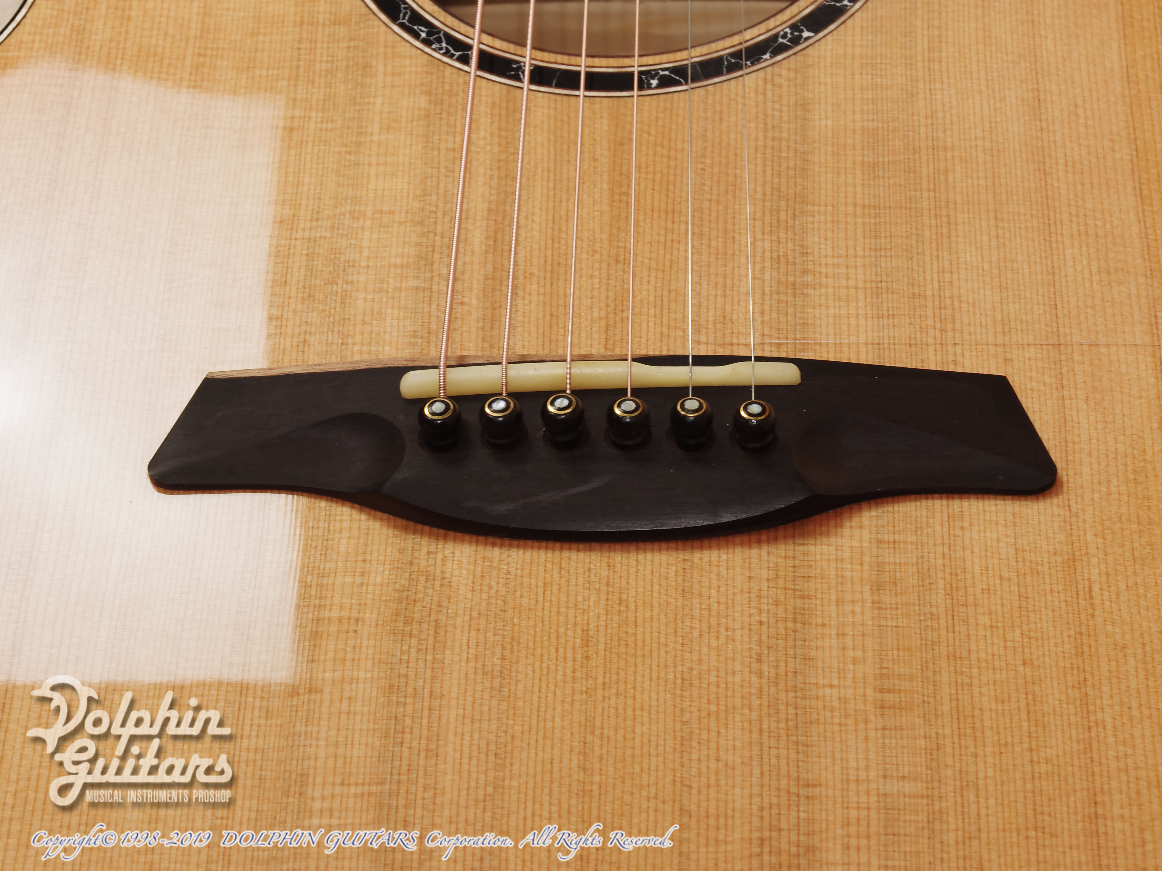Maestro Guitars: Original Series Raffles FM CSB C (Flame Maple) (9)