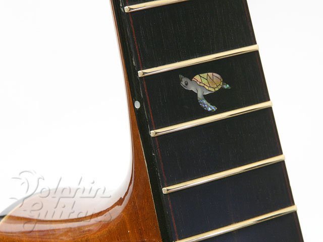 WATER ROAD GUITARS: D-Arte Custom (Jacaranda) (11)