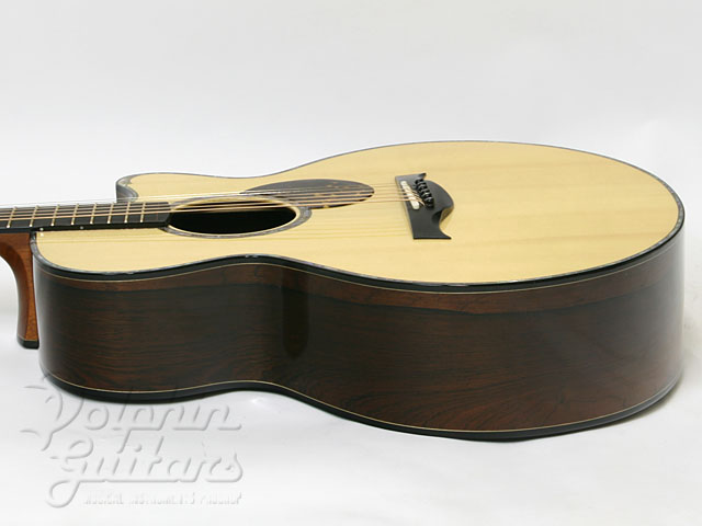 WATER ROAD GUITARS: D-Arte Custom (Jacaranda) (4)