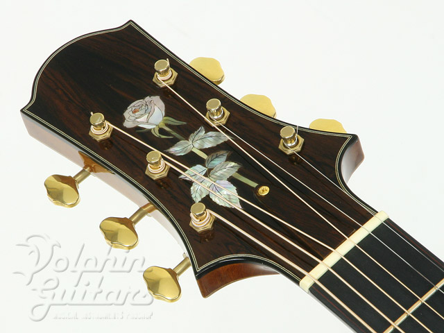 WATER ROAD GUITARS: D-Arte (Jacaranda) (8)