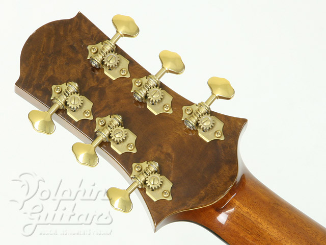 WATER ROAD GUITARS: D-Arte (Jacaranda) (9)