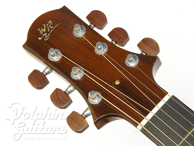 WATER ROAD GUITARS: D-Arte (Madagascar) (8)