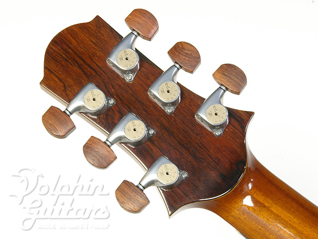 WATER ROAD GUITARS: D-Arte (Madagascar) (9)