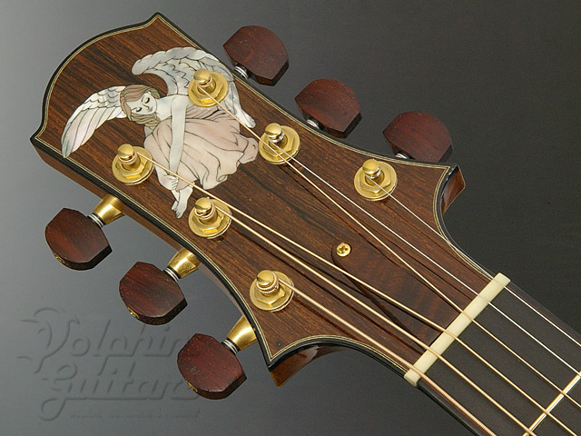 WATER ROAD GUITARS: D-Arte (Madagascar Rosewood) (6)
