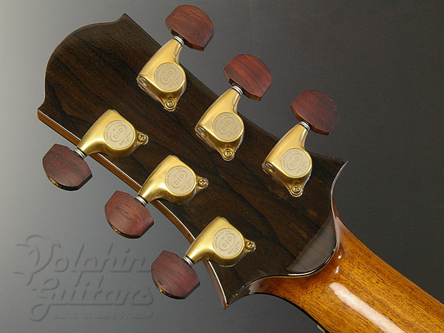 WATER ROAD GUITARS: D-Arte (Madagascar Rosewood) (7)