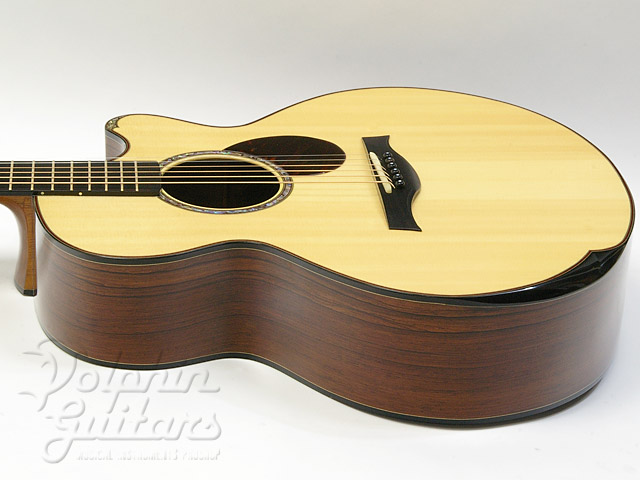 WATER ROAD GUITARS: D-Arte (Madagascar Rosewood) (2)