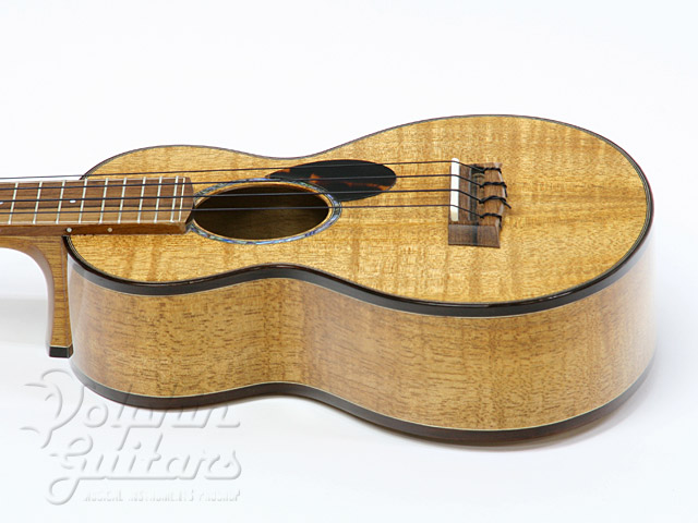 WATER ROAD GUITARS: Concert (Hibiscus Yellow) (2)
