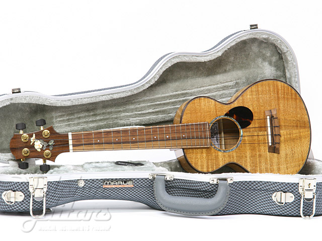 WATER ROAD GUITARS: Concert (Hibiscus Yellow) (0)
