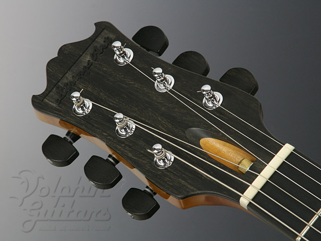 YAMAOKA ARCHTOP GUITARS: Strings Art K-4 (5)