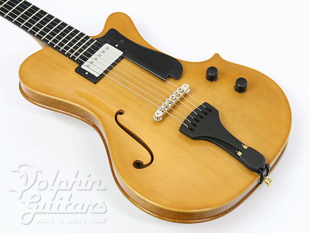 YAMAOKA ARCHTOP GUITARS: Strings Art K-4 (1)