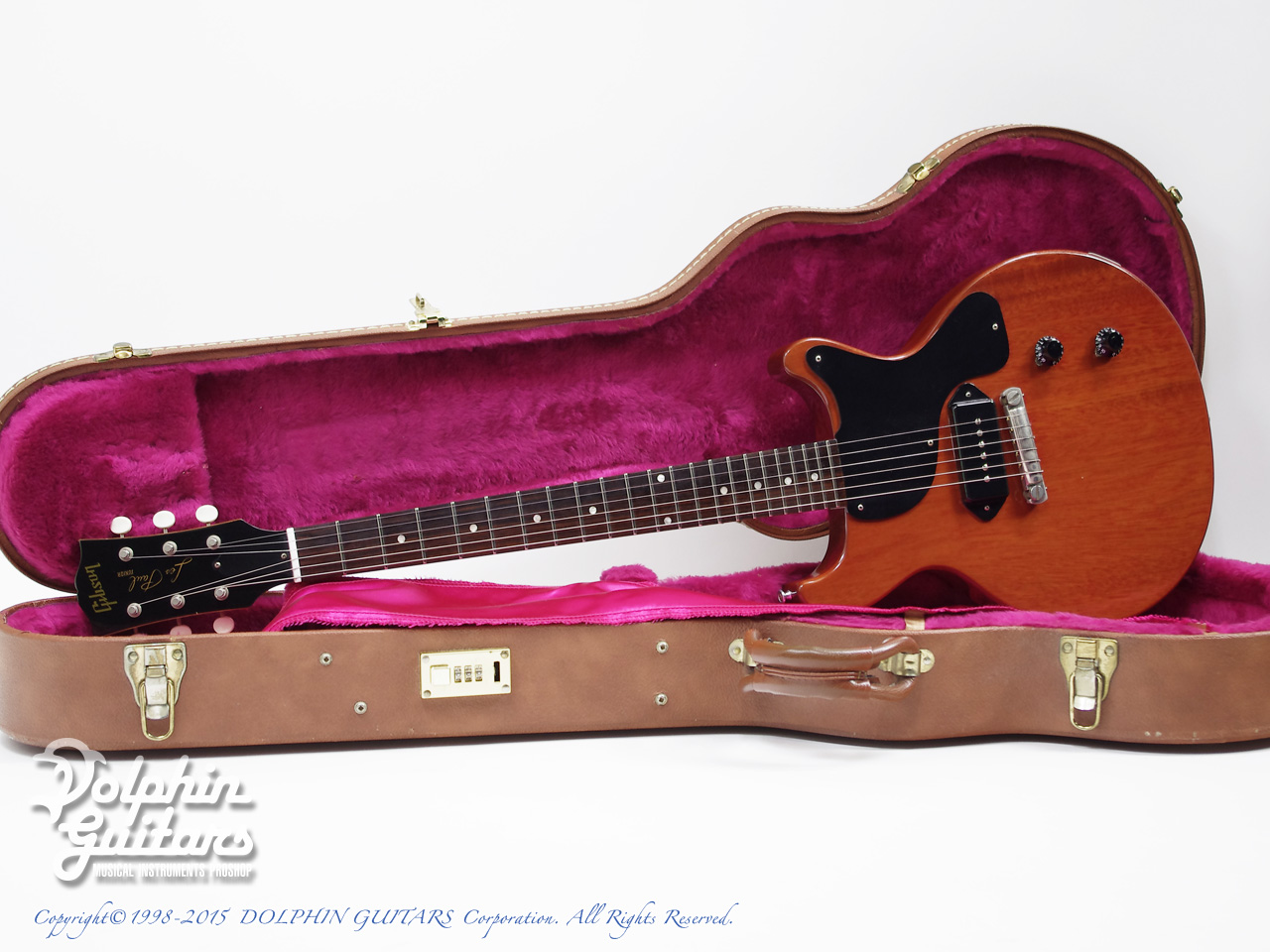 Gibson Custom Shop:58' Les Paul Junior (Double Cutaway