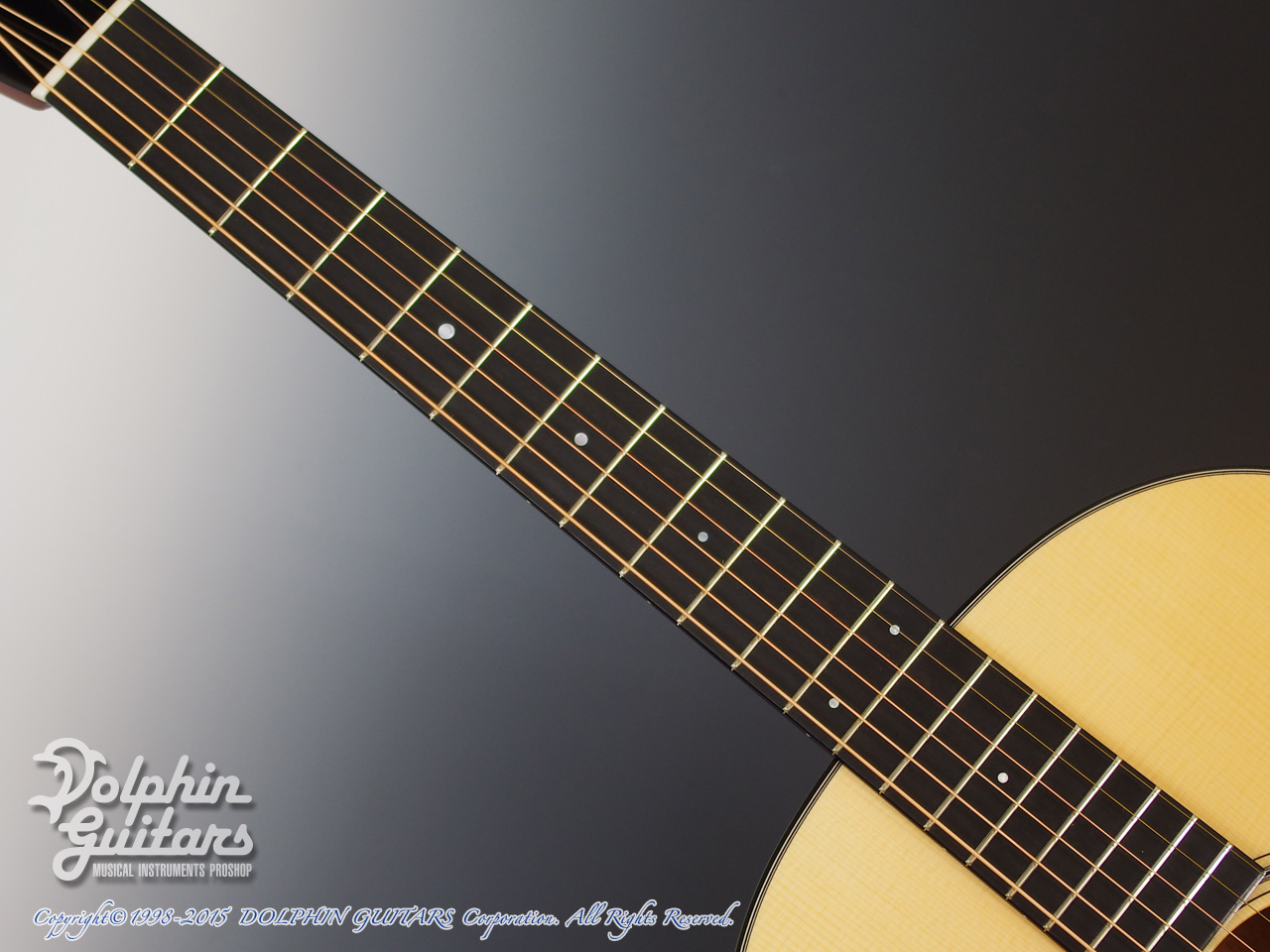 COLLINGS: DS-1A (Adirondack Spruce) (4)