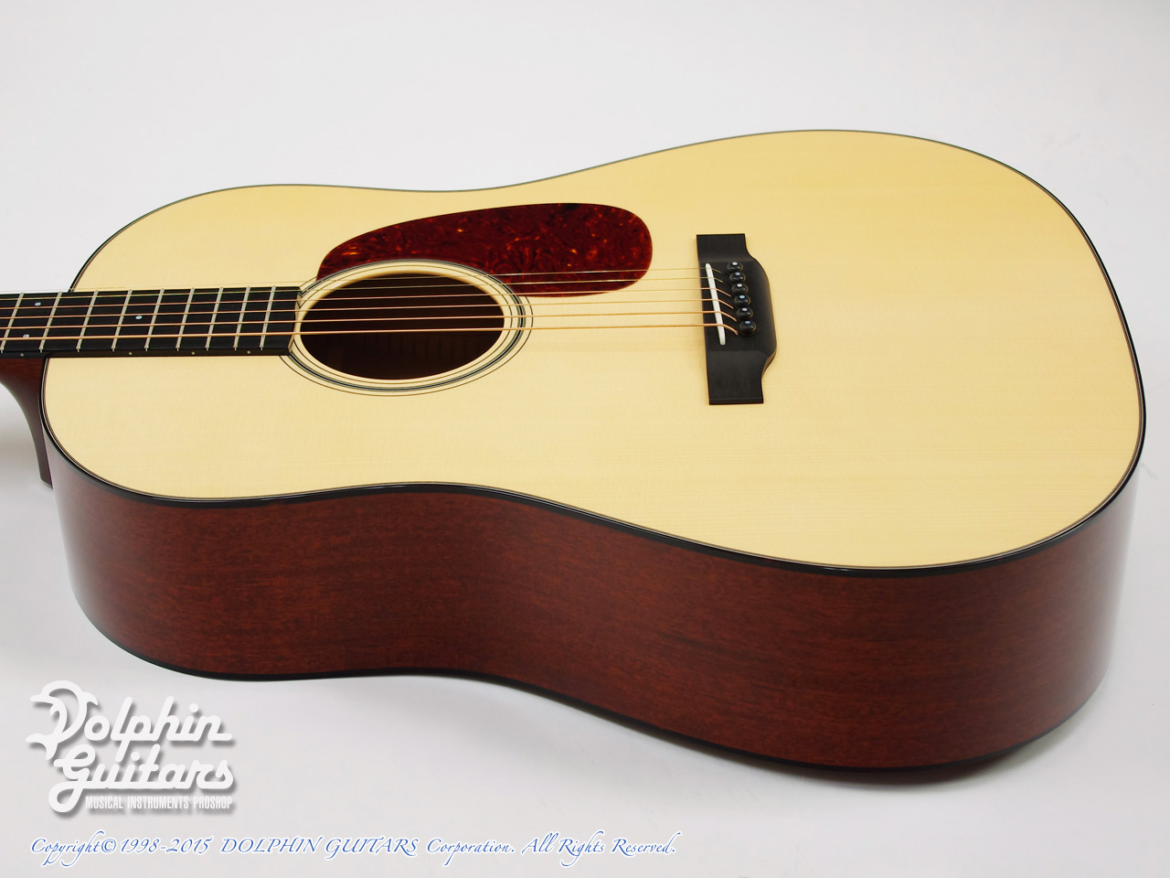 COLLINGS: DS-1A (Adirondack Spruce) (2)