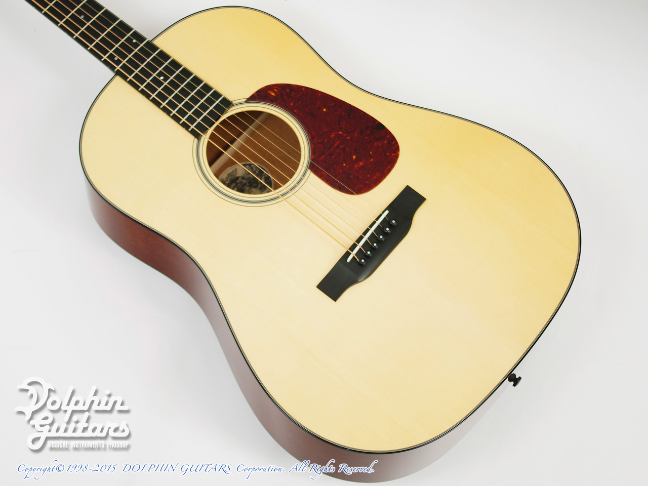 COLLINGS: DS-1A (Adirondack Spruce) (1)
