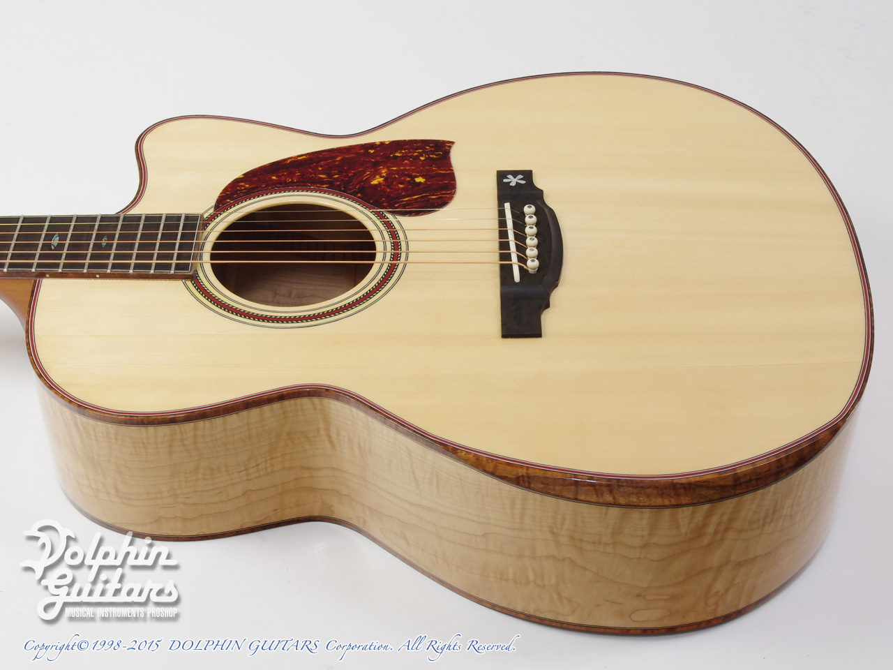 SUMI: S-SJMP (Flamed Maple) (2)