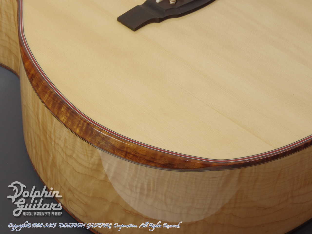 SUMI: S-SJMP (Flamed Maple) (9)