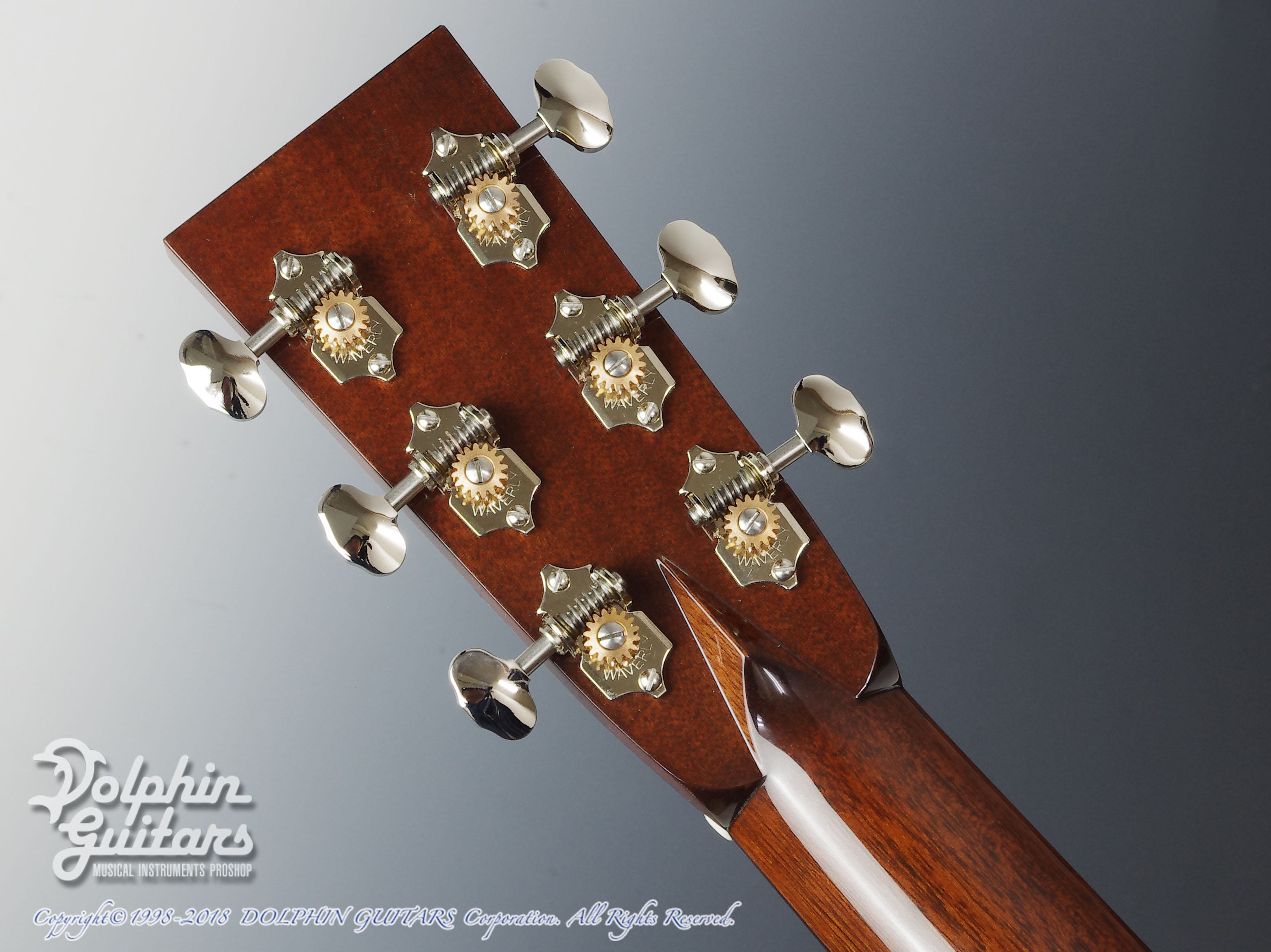COLLINGS: OM-2H Traditional (Torrefied Sitka Spruce) (7)