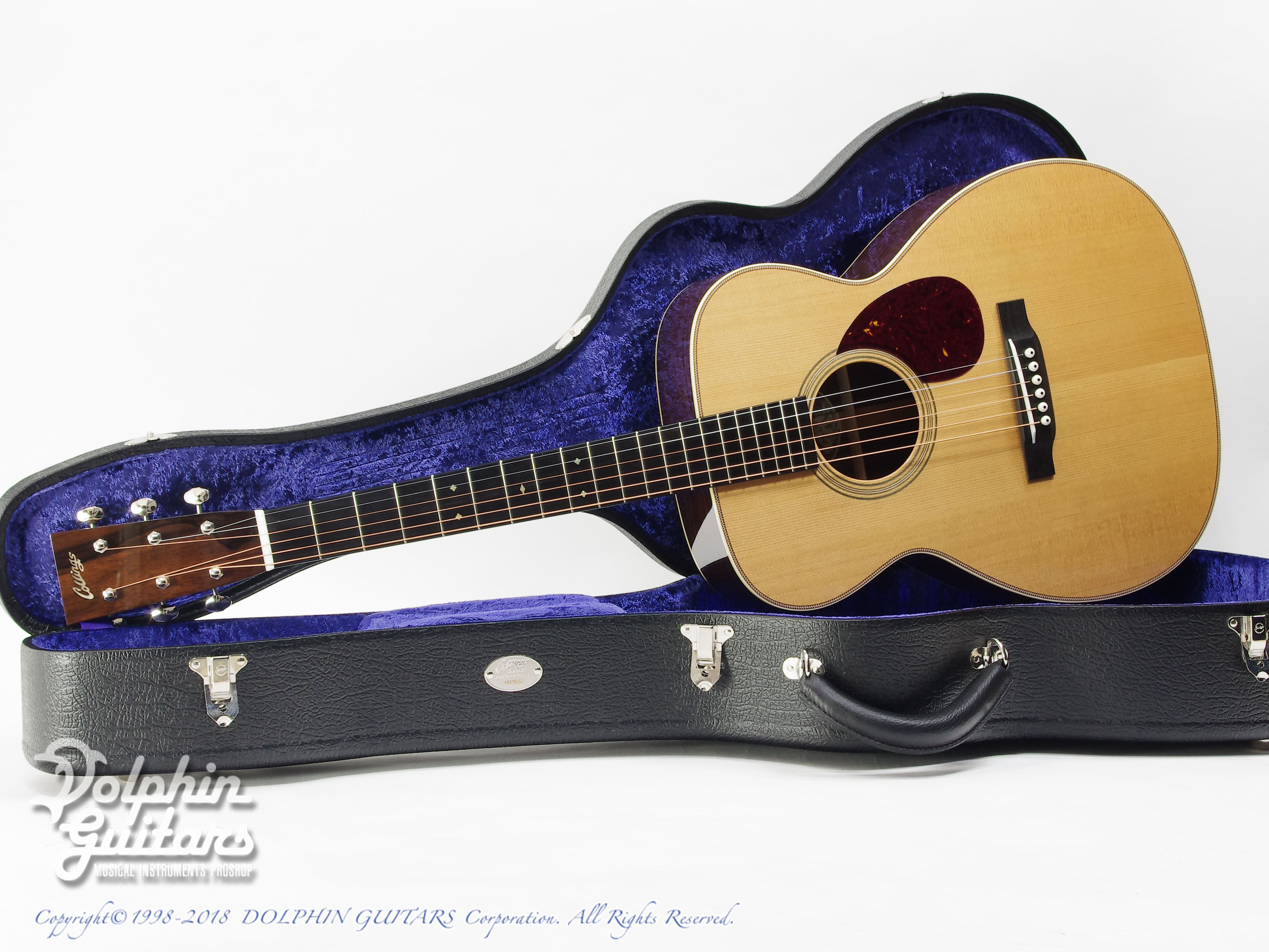 COLLINGS: OM-2H Traditional (Torrefied Sitka Spruce) (0)
