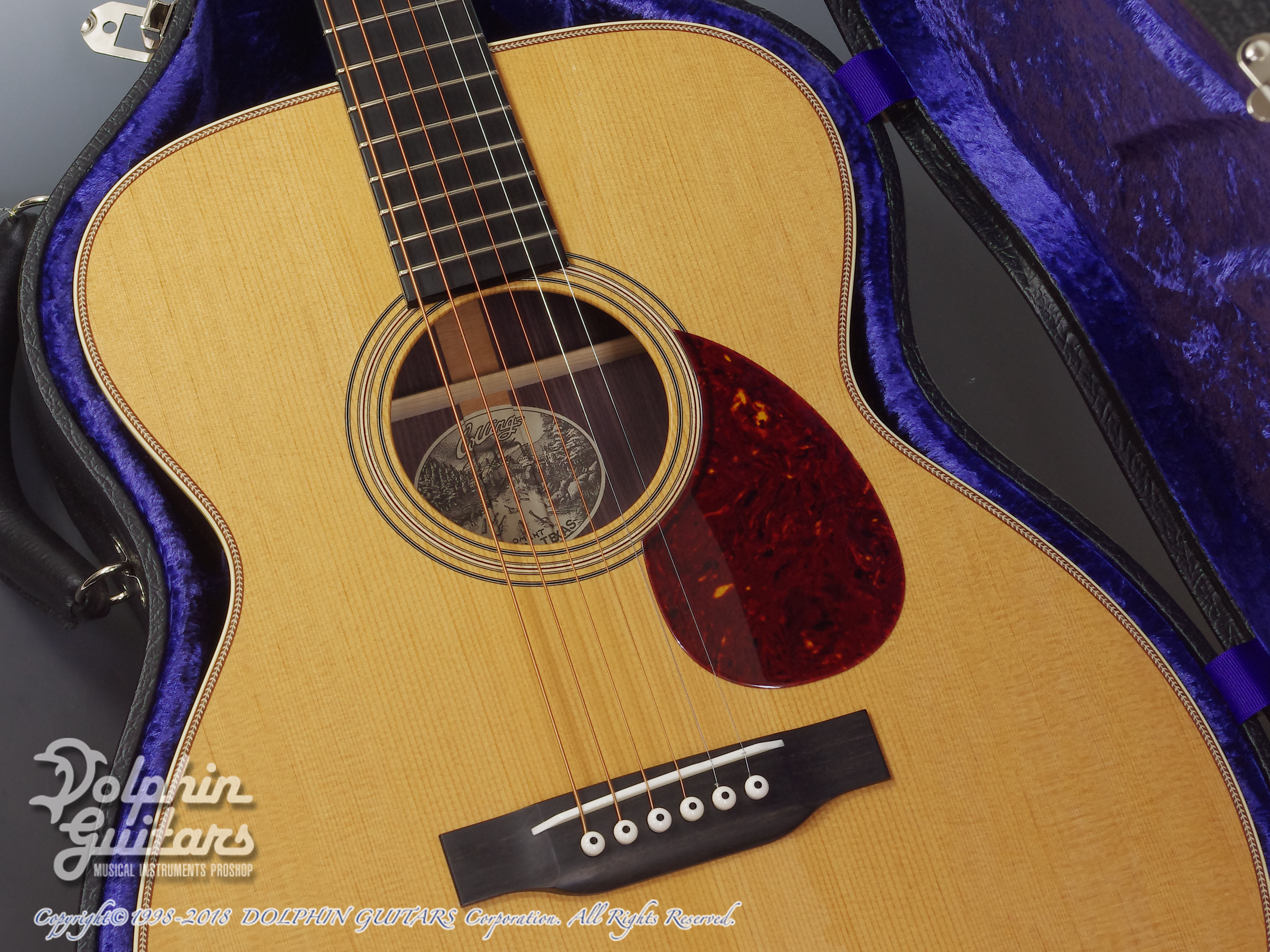 COLLINGS: OM-2H Traditional (Torrefied Sitka Spruce) (8)