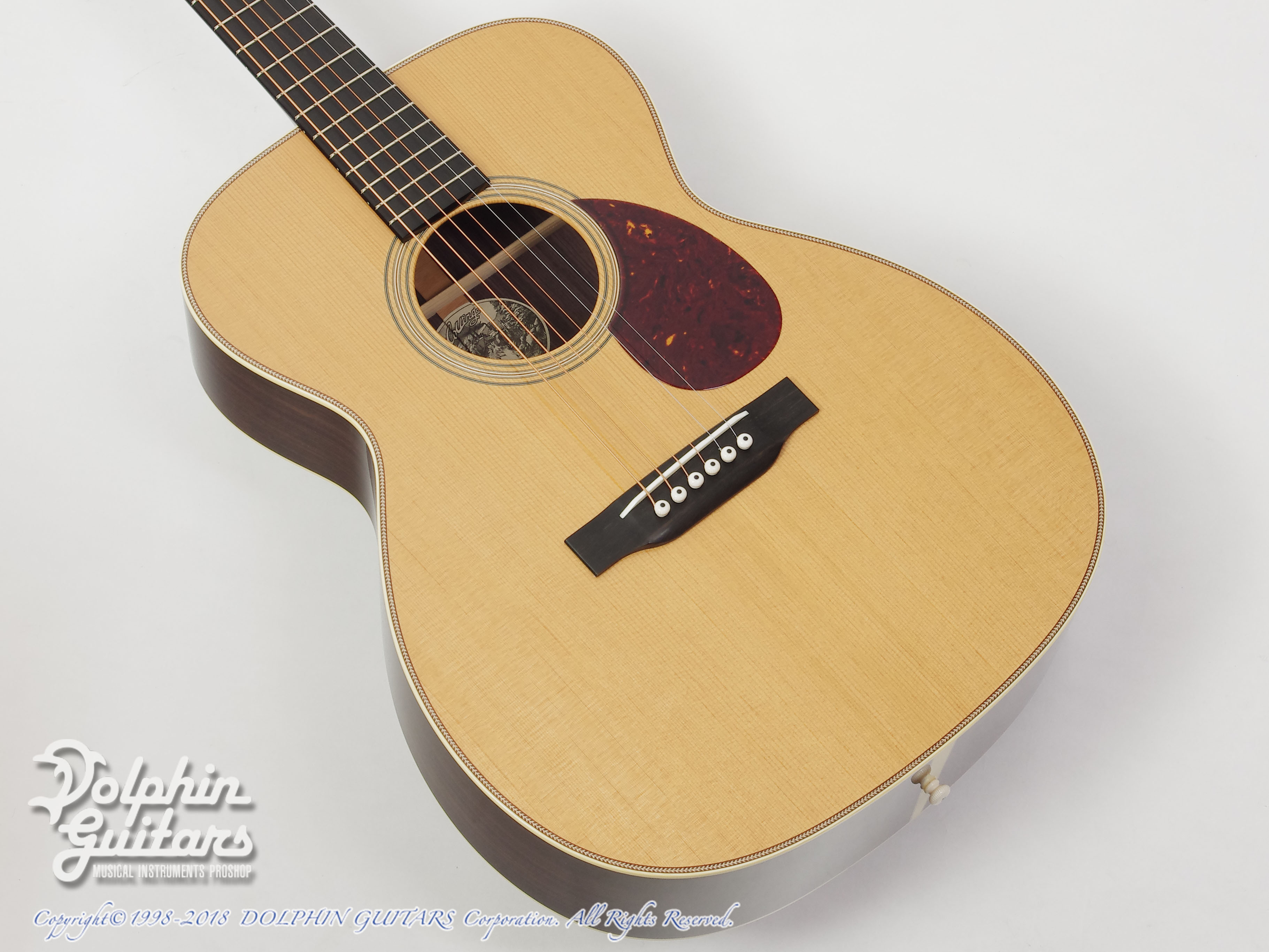 COLLINGS: OM-2H Traditional (Torrefied Sitka Spruce) (1)