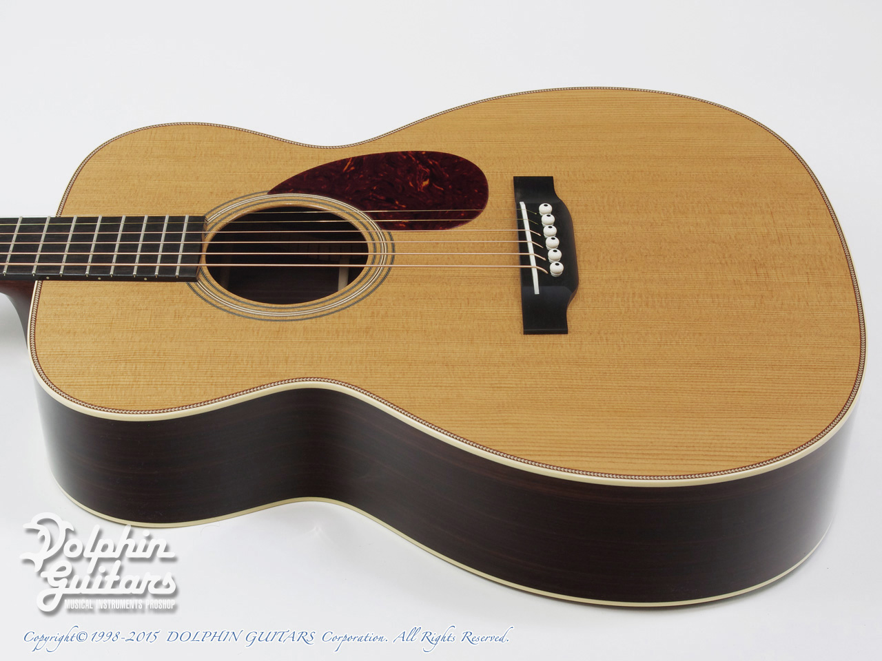 COLLINGS: OM-2H Traditional (Torrefied Sitka Spruce) (2)