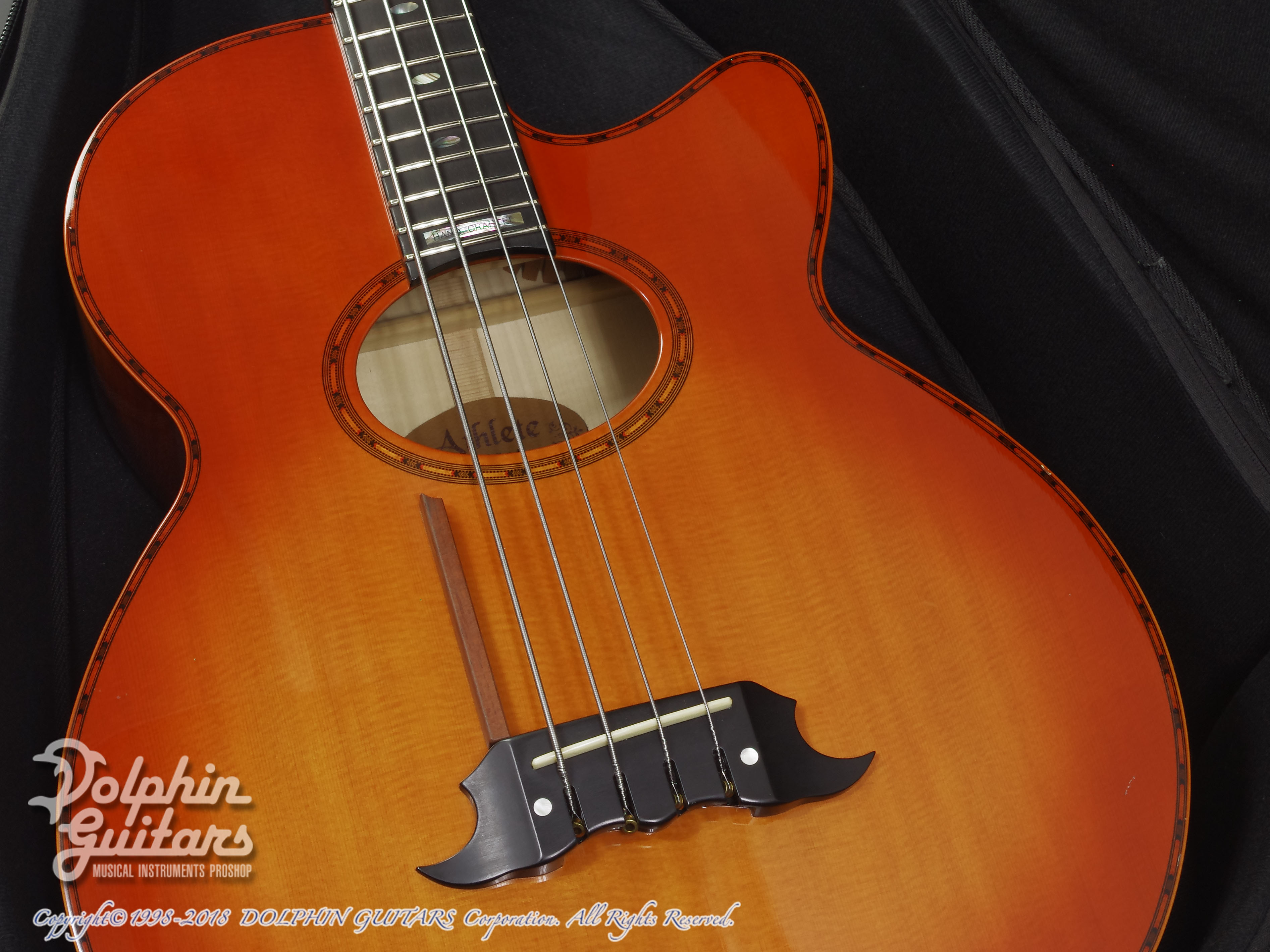 ATHLETE: AX-4 (Acoustic Bass) (8)