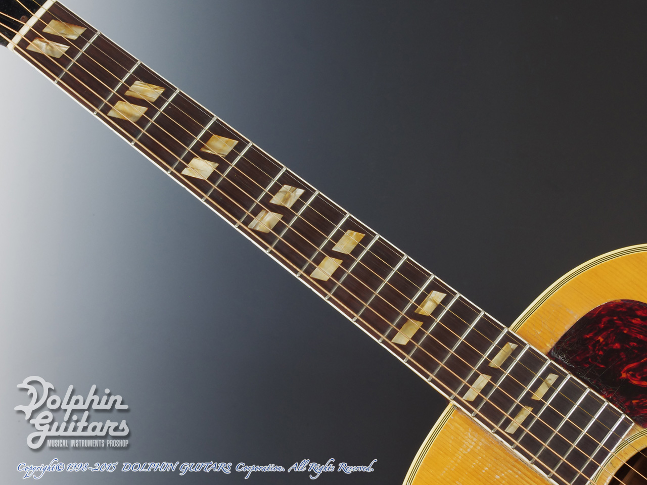 Gibson: 1955' Country Western (4)