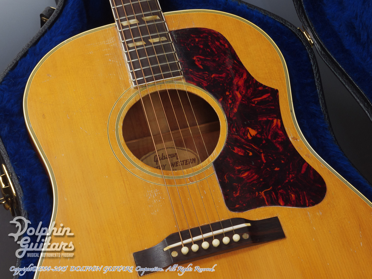Gibson: 1955' Country Western (8)