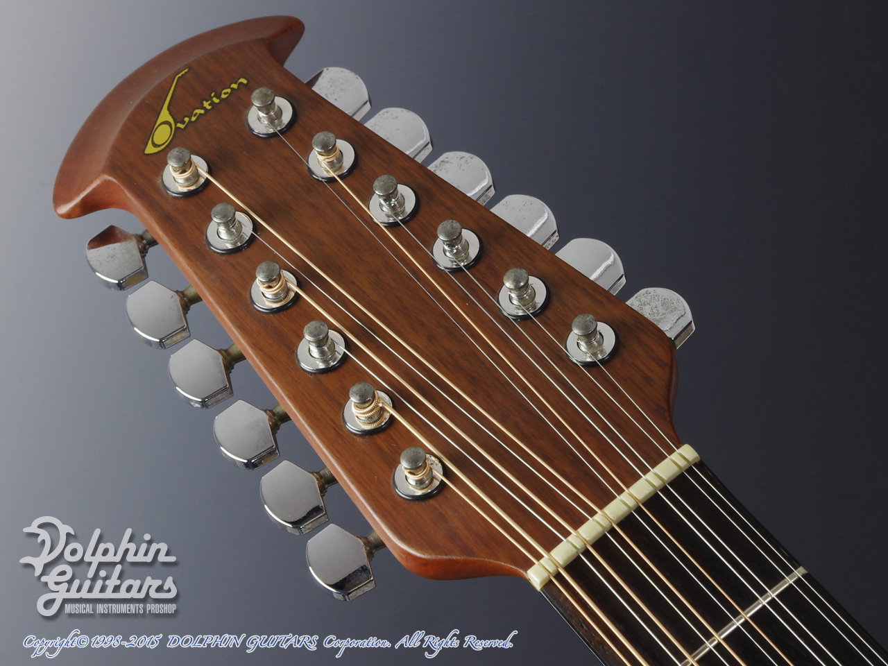 OVATION: Celebrity CC165 (12 Strings) (6)