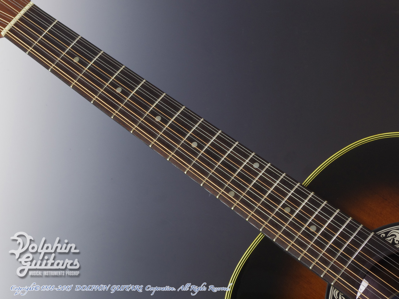 OVATION: Celebrity CC165 (12 Strings) (4)