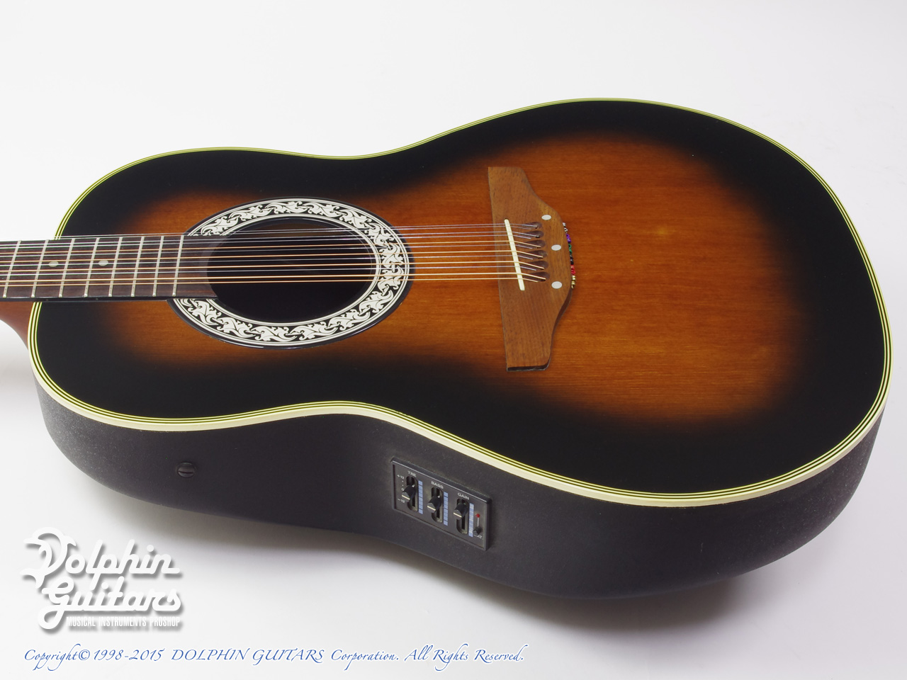 OVATION: Celebrity CC165 (12 Strings) (2)