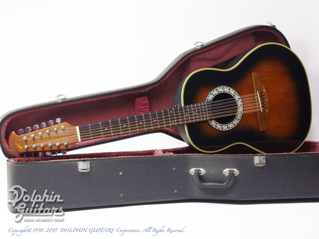 OVATION: Celebrity CC165 (12 Strings) (0)