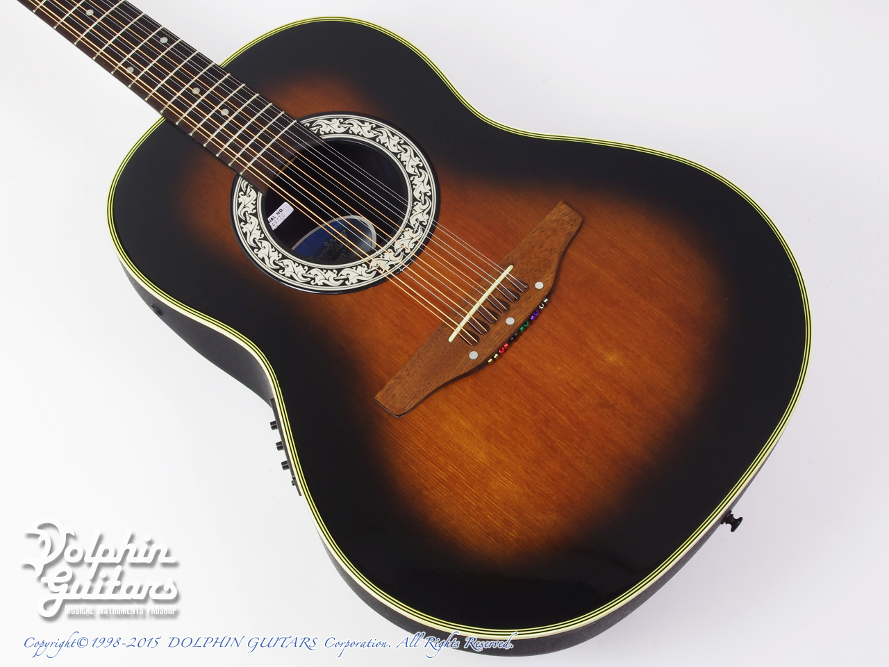 OVATION: Celebrity CC165 (12 Strings) (1)