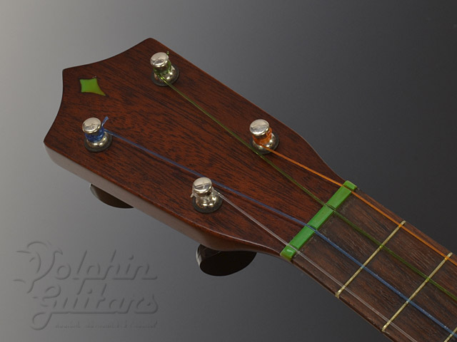 WASHBURN<LYON&HEALY>: Shrine Ukulele (6)